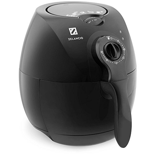 Zelancio Air Fryer  Rapid Air Technology. Deep