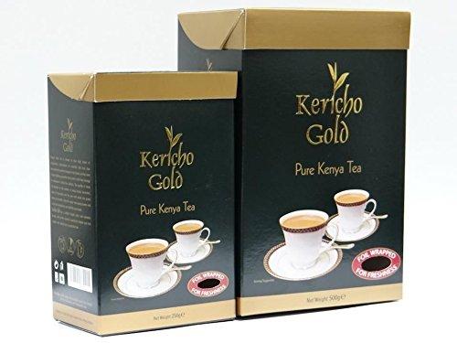 Tea Leaves - Black Tea - Kericho Gold Leaf Tea 100Gm