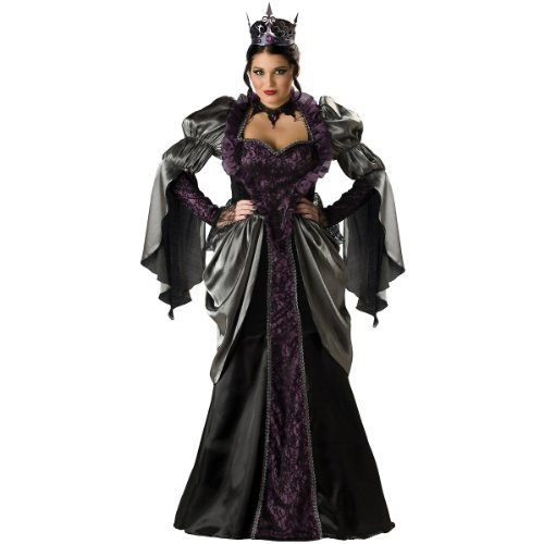 Wicked Queen Costume - XXX-Large - Dress Size