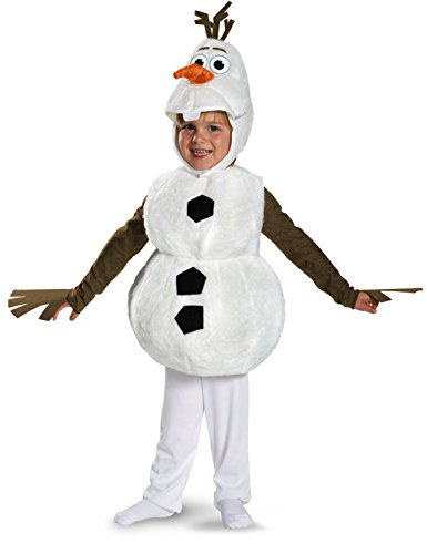 Disguise Olaf Deluxe Frozen Kids Costume
