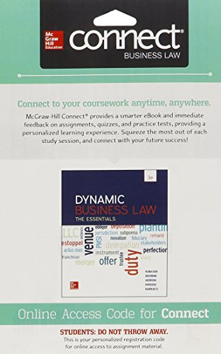 connect-1-semester-access-card-for-dynamic-business-law-the-essentials