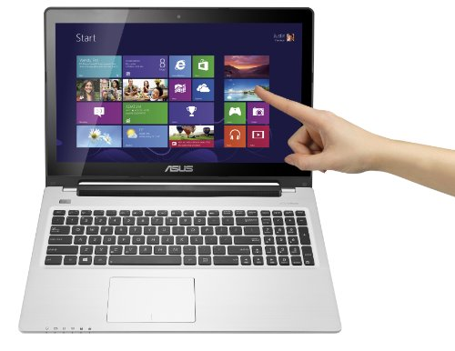 ASUS Vivobook V550CA-DB71T 15.6-Inch Touchscreen Laptop (Black)
