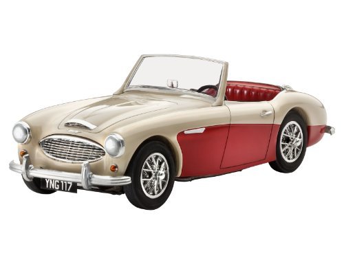 Revell Of Germany Austin Healy 100-Six