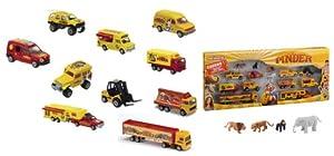Majorette  - Vehicule miniature - 212051700 - Pinder Giftpack