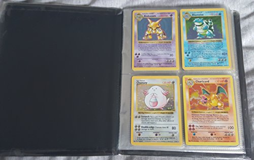 Pokemon COMPLETE SHADOWLESS BASE BASIC SET 102/102 CARDS Holos Charizard Blastoise+