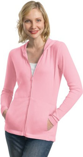 Port Authority Women's Stretch Cotton Full-Zip Jacket