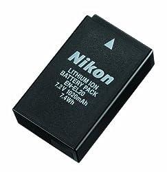 Nikon EN-EL20 Rechargeable Li-ion Battery (repl.)