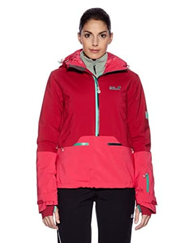 Jack Wolfskin Giacca Lone Mountain [Rosso]