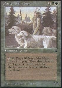 Magic: the Gathering - Master of the Hunt - Legends (Master Of The Hunt Mtg compare prices)