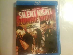 Silent Night, Zombie Night [Blu-ray]