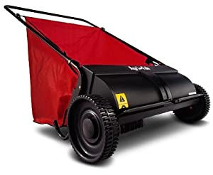 Amazon.com : Agri-Fab 45-0218 26-Inch Push Lawn Sweeper : Lawn And