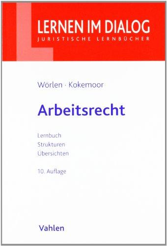 Buch Arbeitsrecht Rainer Wörlen Pdf Thisivecan