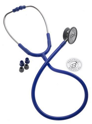 Cheap Prestige Clinical Royal Blue Stethoscope (126-ROY)