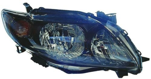 Toyota Corolla S, XRS Replacement Headlight Assembly - Passenger Side (2009 Corolla S Headlight Assembly compare prices)
