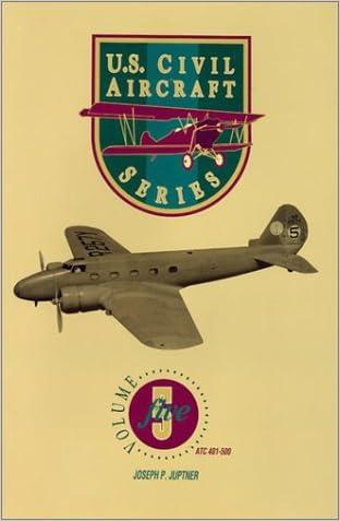 U.S. Civil Aircraft Series, Vol. 5