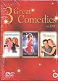 What Women Want/Miss Congeniality/Heartbreakers [DVD] [2001]