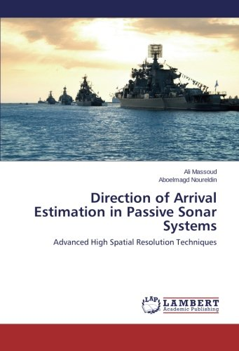 Direction of Arrival Estimation in Passive Sonar Systems: Advanced High Spatial Resolution Techniques