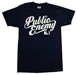 Public Enemy Number One No 1 Swag Like Us Hip Hop Urban Adult Tee
