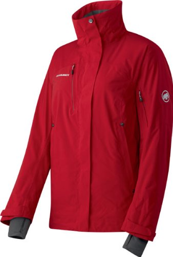Mammut Glimmer Jacket Women (inferno, M)