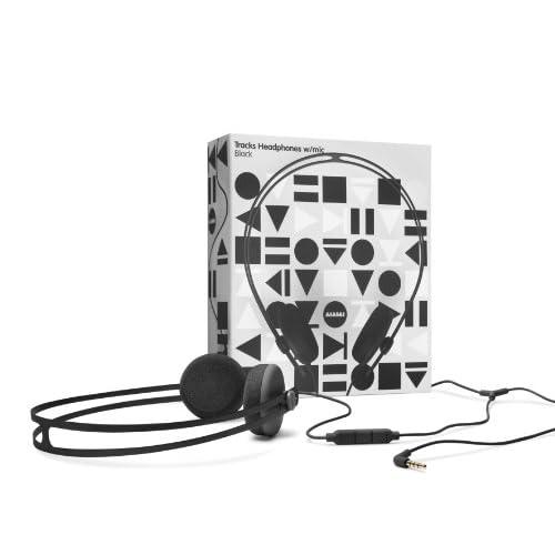ヘッドホン おしゃれ AIAIAI Tracks Headphone w/mic ?????????? Blackをおすすめ