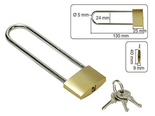 1-Stck-Vorhngeschloss-langer-Bgel-40-x-105-mm