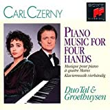 Czerny - Piano works for four hands