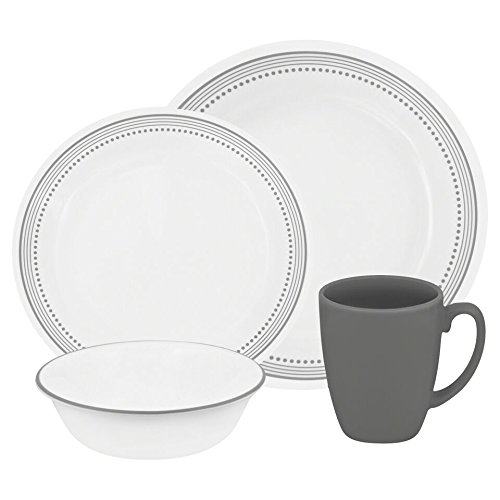 Corelle-20-Piece-Livingware-Dinnerware-Set-with-Storage-Mystic-Gray-Service-for-4