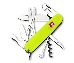 Victorinox Swiss Army Climber Knife, 91mm, Stayglow