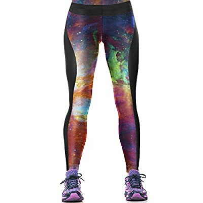 TINYUNICORN Women Active Running Full Workout Ankle Legging Tights Yoga Pants