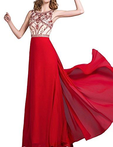 LovingDress-Womens-Prom-Dresses-Chiffon-Scoop-Beaded-Tulle-Bodice-Evening-Dress