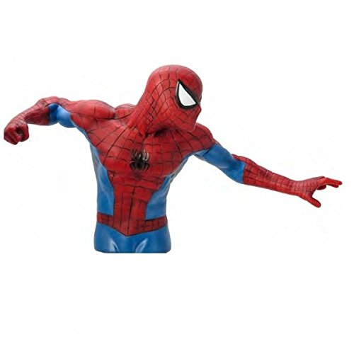 Marvel Bust Bank Spiderman Version 2 Picture