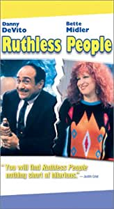 Ruthless People [VHS]