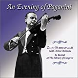 Great Performances from the Library of Congress, Vol. 17 - An Evening of Paganini