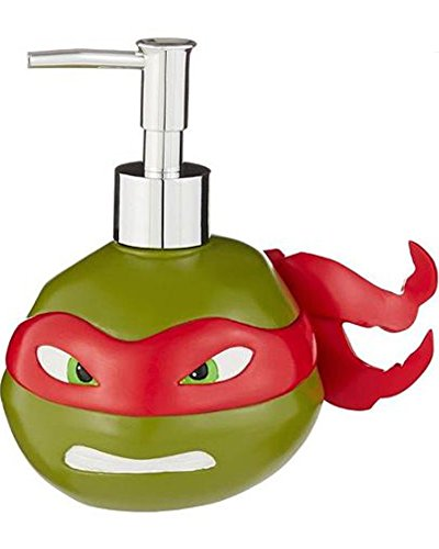 Nickelodeon Teenage Mutant Ninja Turtles Raphael Resin