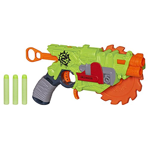 Nerf Zombie All In One