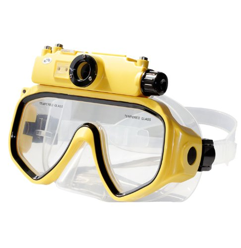 Generic HD Professional Diving Mask Camera picture