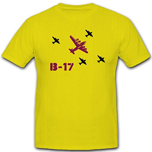 b-17-bomber-avion-us-air-force-de-ejercito-army-america-uu-camiseta-1873-amarillo-xx-large