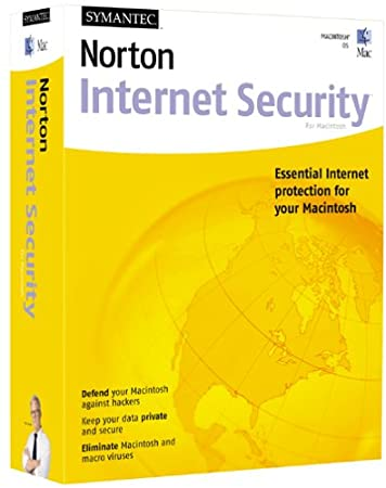 Norton Internet Security 1.0