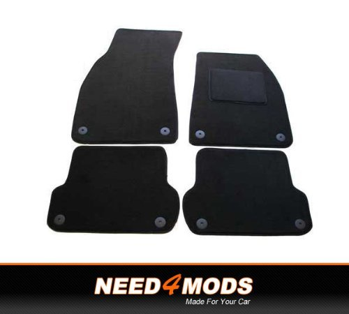 audi-a4-avant-estate-2006-2008-tailored-car-floor-mats-deluxe-quality-black