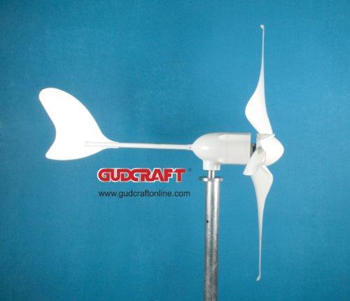 41GTO5vh%2B1L. SL500  GudCraft 900W 900 Watt 12 Volt Wind Turbine Residential Wind Generator