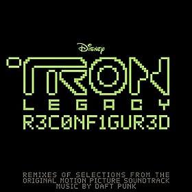 Tron Legacy: Reconfigured