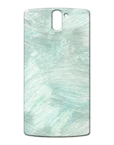 Pickpattern Back Coverfor One Plus One