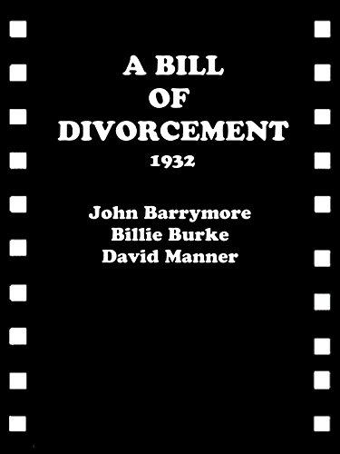 A Bill Of Divorcement