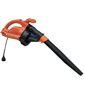 Black & Decker BV2500 12 amp Electric Blower/Vacuum/Mulcher (Discontinued by Manufacturer)