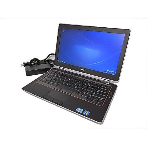 中古 ノートパソコン希少 英語キーボード! デル Latitude E6320 Core i5 2540M(2.6GHz) 13.3液晶 メモリ4GB 無線LAN Win7Pro