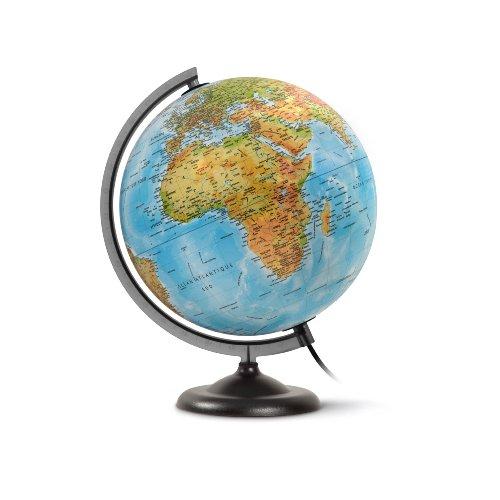 JPC - Globe terrestre, JPC
