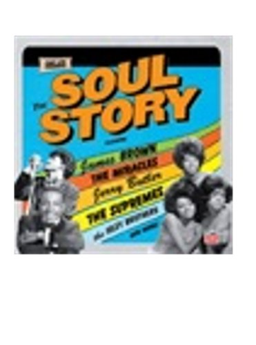 The Soul Story, Vol. 4 by Marvin Gaye, Miracles, Temptations, Gladys Knight & the Pips and Martha & the Vandellas