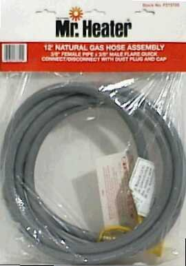 Natural Gas Patio Hose Assembly