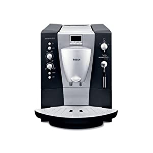 Bosch TCA6301UC Benvenuto B30 Thermoblock 15-Bar-Pump Digital Fully Automatic Espresso Machine