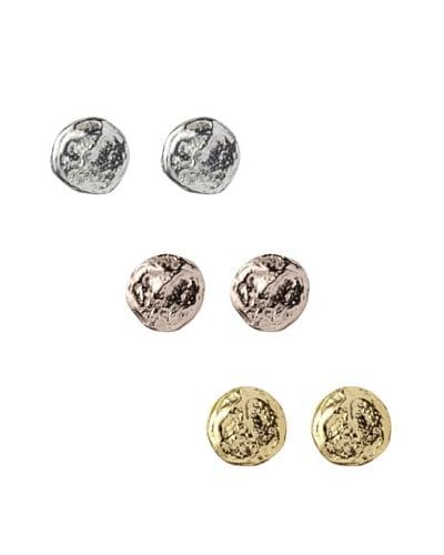 Argento Vivo Triple Earring Set As You See